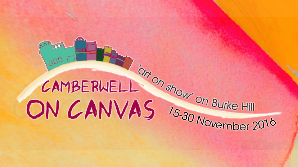 Camberwell On Canvas 2016
