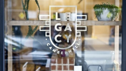 Legacy Cafe Camberwell