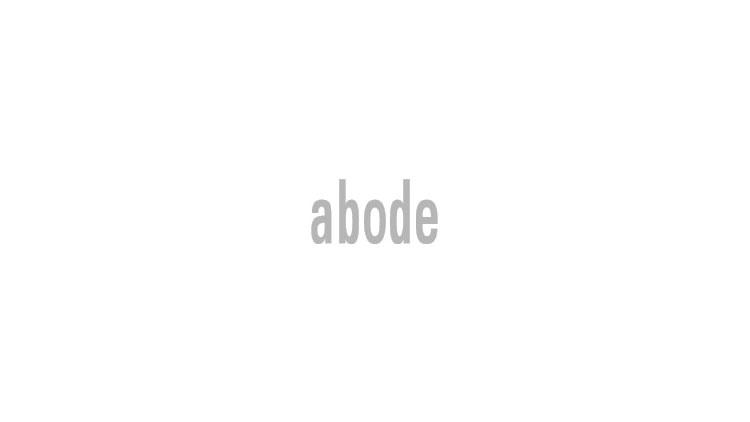 Abode Living logo
