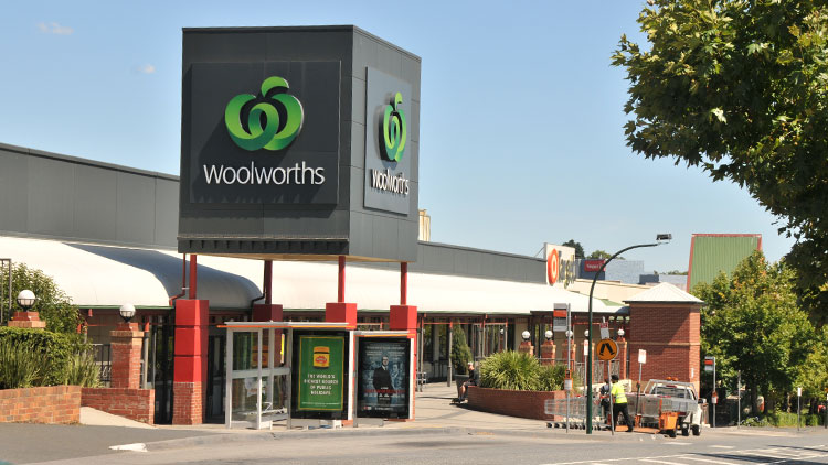 Woolworths Camberwell street view