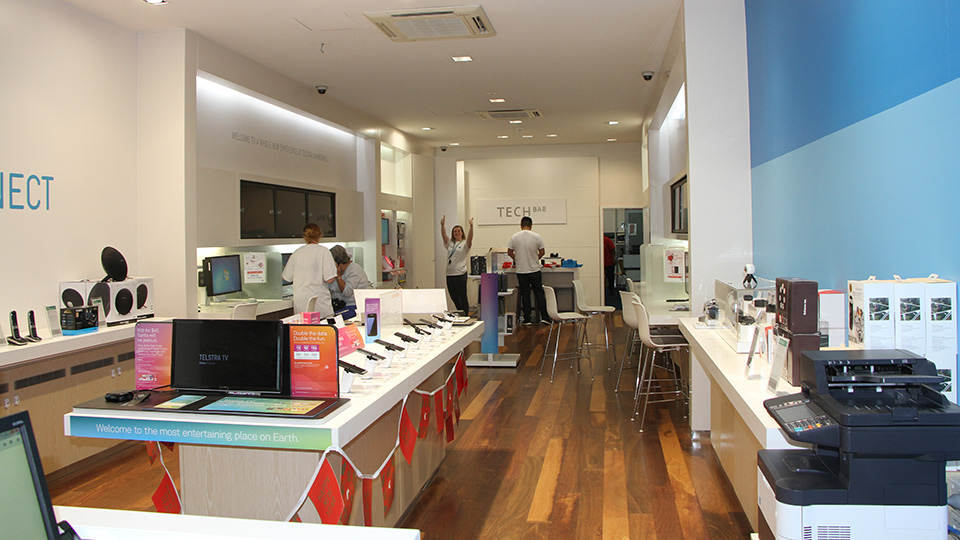 telstra shop