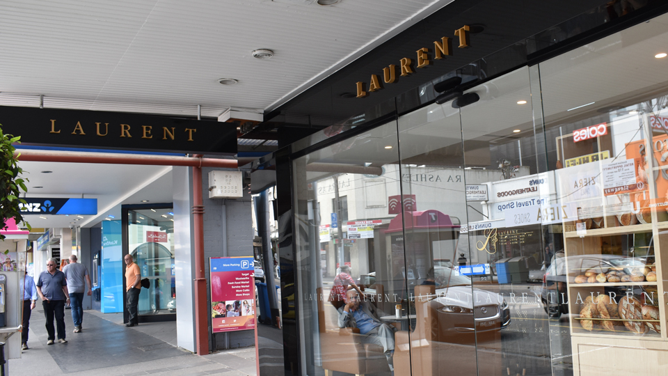 Laurent Patisserie in Camberwell