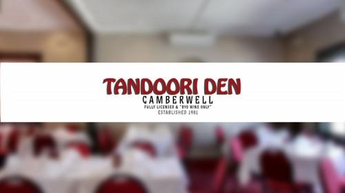 Tandoori Den Camberwell