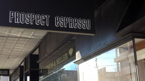 Prospect Espresso Camberwell