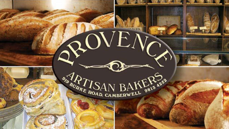Provence Artisan Bakers Camberwell