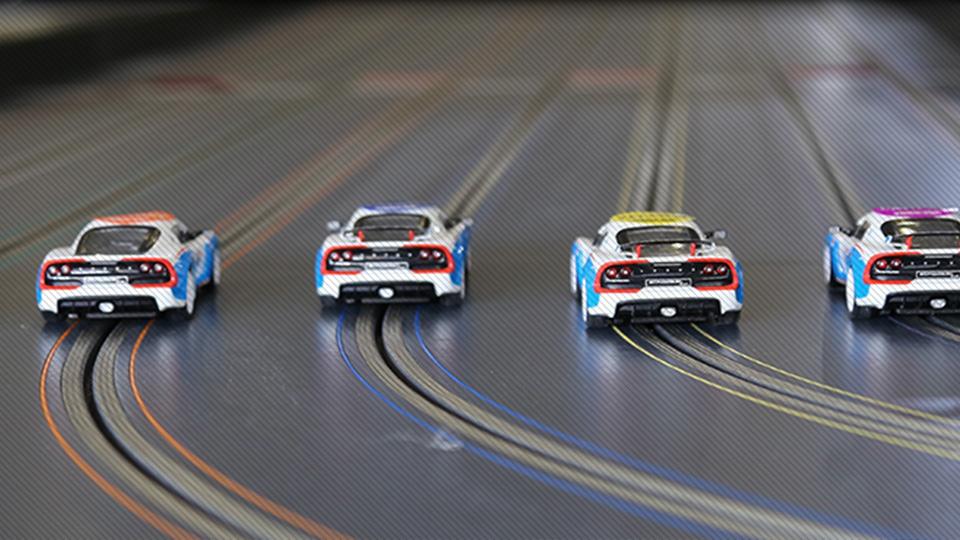 Race Party: Slot Cars