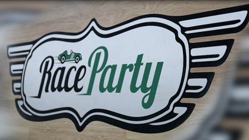 Race Party Logo