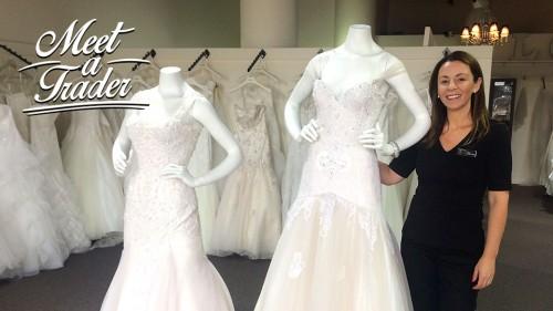 Meet a Trader: Maria Claydon of Eternal Weddings in Camberwell
