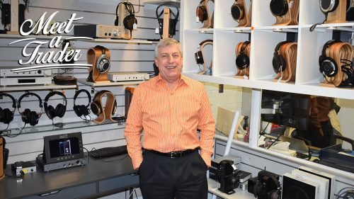 Meet a Trader: Philippe Luder of Tivoli Hi-Fi & Home Cinema in Camberwell