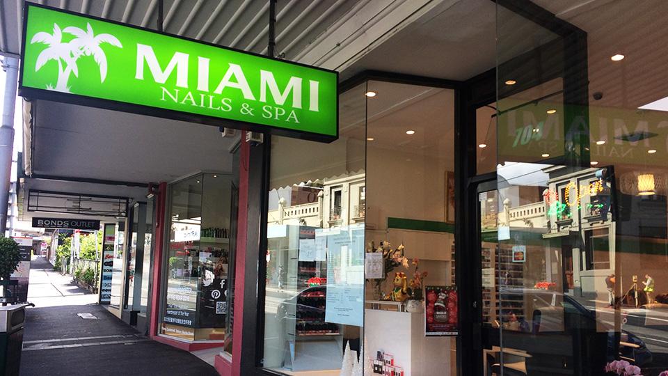 Miami Nails Camberwell