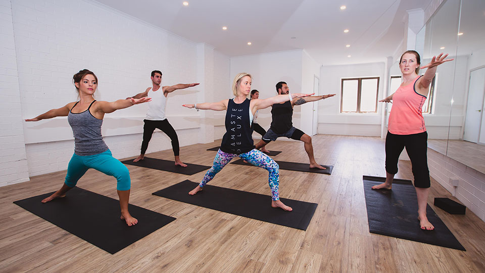 Yoga at Elevation Floatation and Yoga in Camberwell
