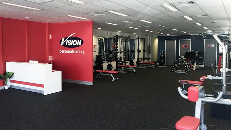 Vision Personal Training Camberwell interior