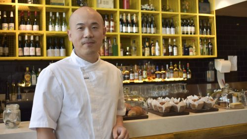 Meet Mick Huang of Infuse in Camberwell