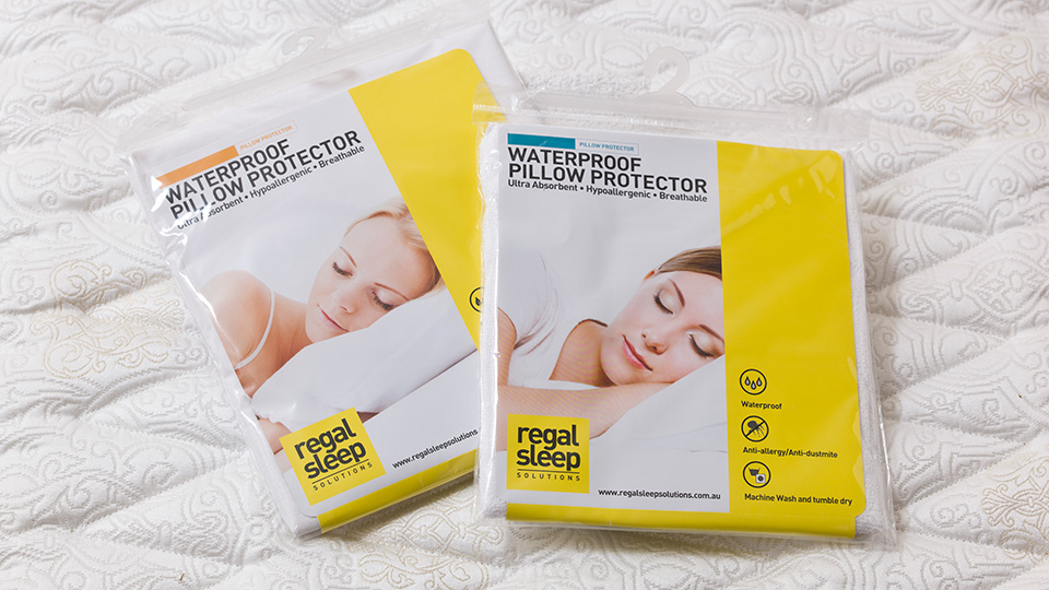 Regal Sleep Solutions Banner pillow image