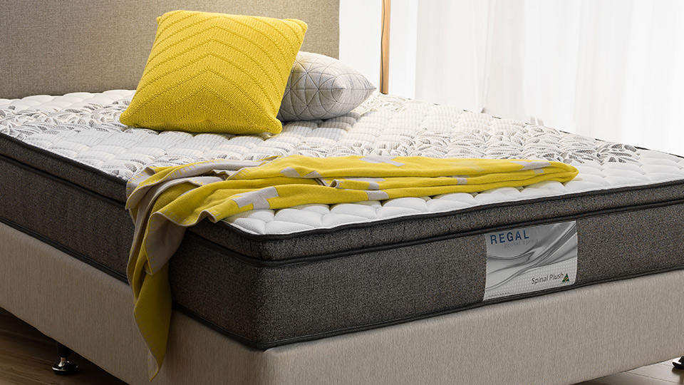 Regal Sleep Solutions Banner bed image