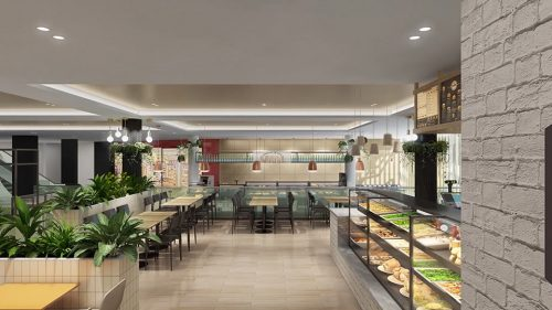 The Well shopping centre in Camberwell to become dining hub