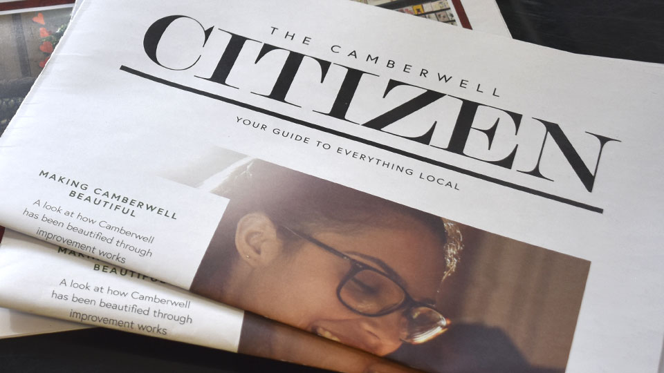 Camberwell Citizen Issue #2