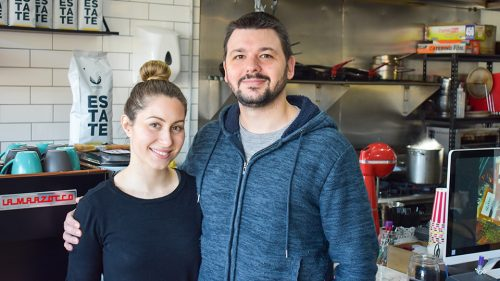 Meet Luke Lucas of Foddies in Camberwell