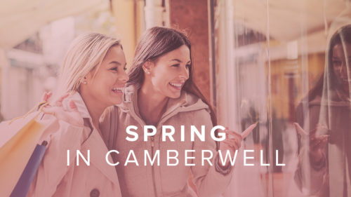 Celebrate spring 2019 in Camberwell