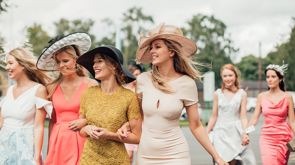Find spring racing fashion in Camberwell