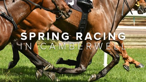 Find everything you need for spring racing season in Camberwell
