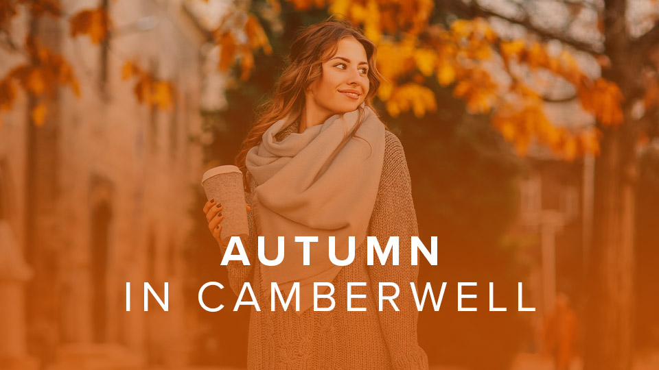 Celebrate autumn 2020 in Camberwell