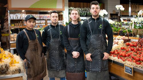 Meet Justin Ricardi of Coltivare in Camberwell