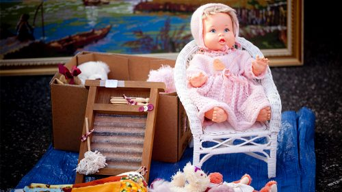 Discover children's clothing and toys in Camberwell