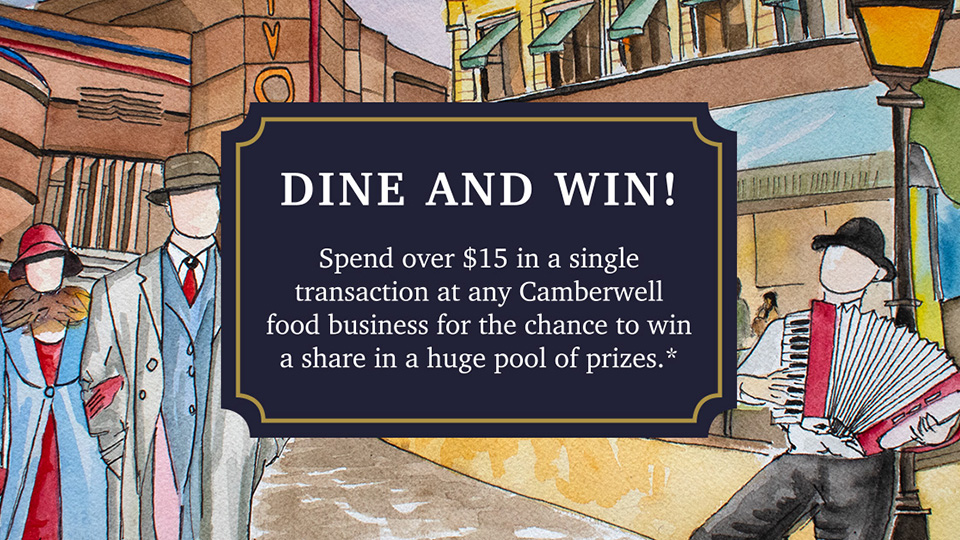 Dine and Win