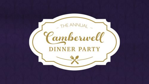 Celebrate food and dining with The Annual Camberwell Dinner Party