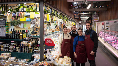 Meet Maria Arhondis of Nick & Sue's Gourmet Deli in Camberwell