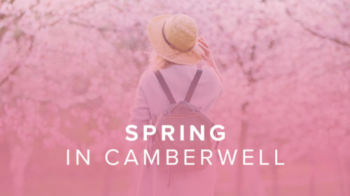 Celebrate spring 2020 in Camberwell