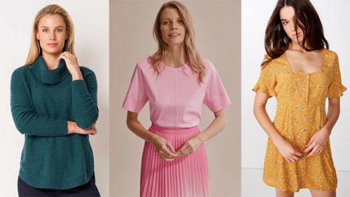 These are the colours to wear for spring 2019