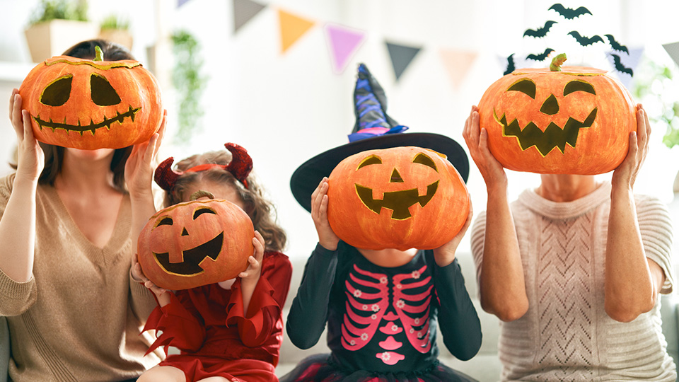Find everything you need for Halloween in Camberwell shopping precint