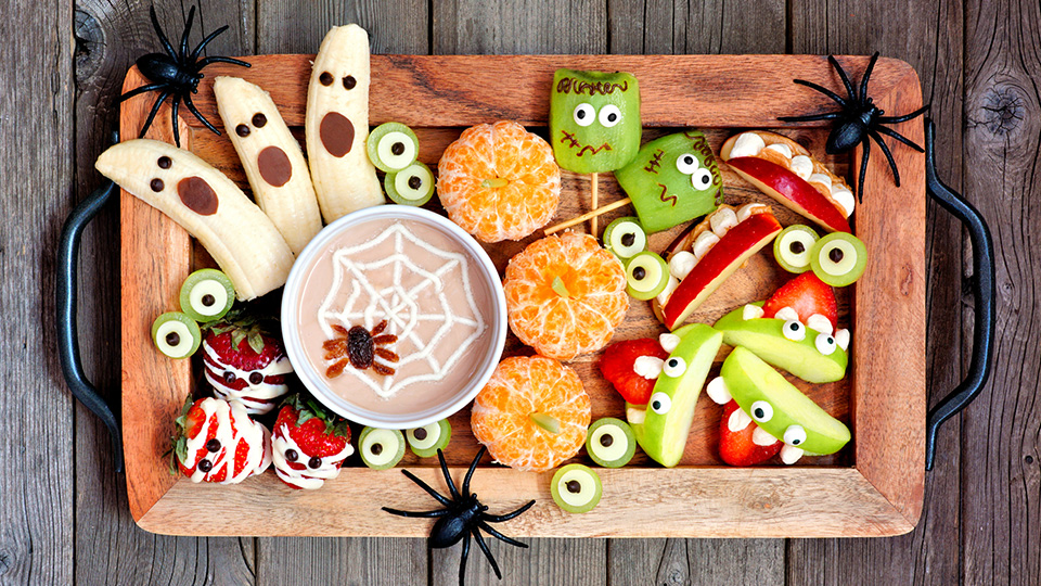Find everything you need for Halloween in Camberwell shopping precinct