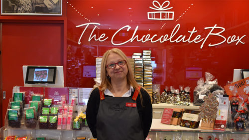 Meet Maria Palace of The Chocolate Box in Camberwell