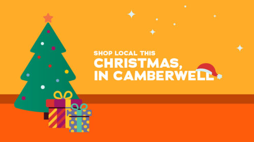 Shop local and support Camberwell this Christmas
