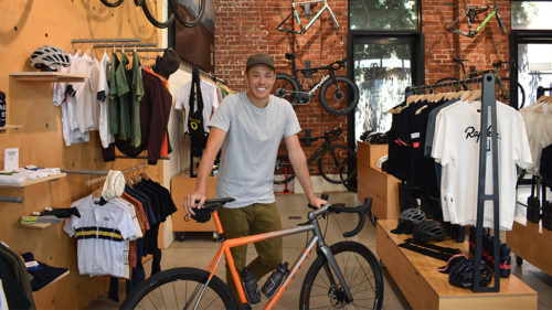 Meet Cam McDonald of Bike Gallery in Camberwell