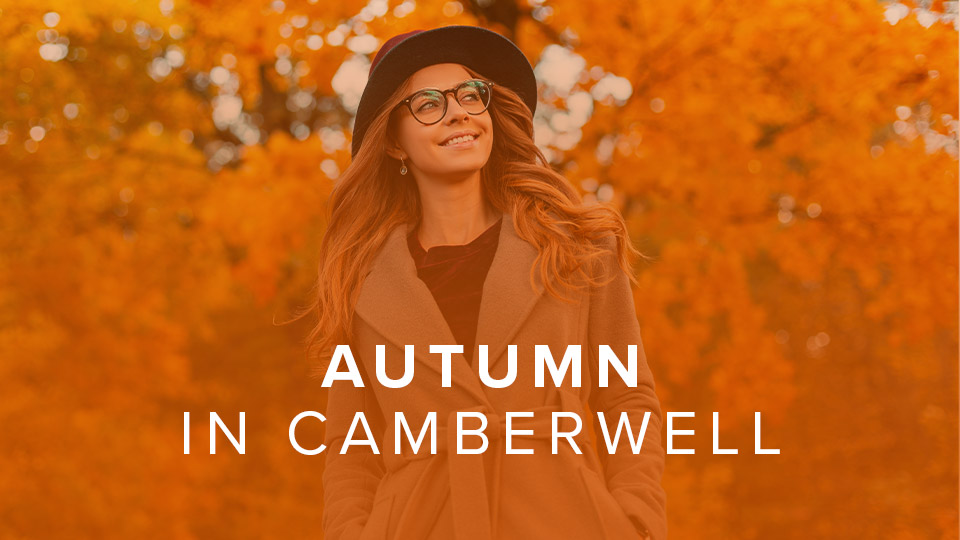 Celebrate autumn 2021 in Camberwell