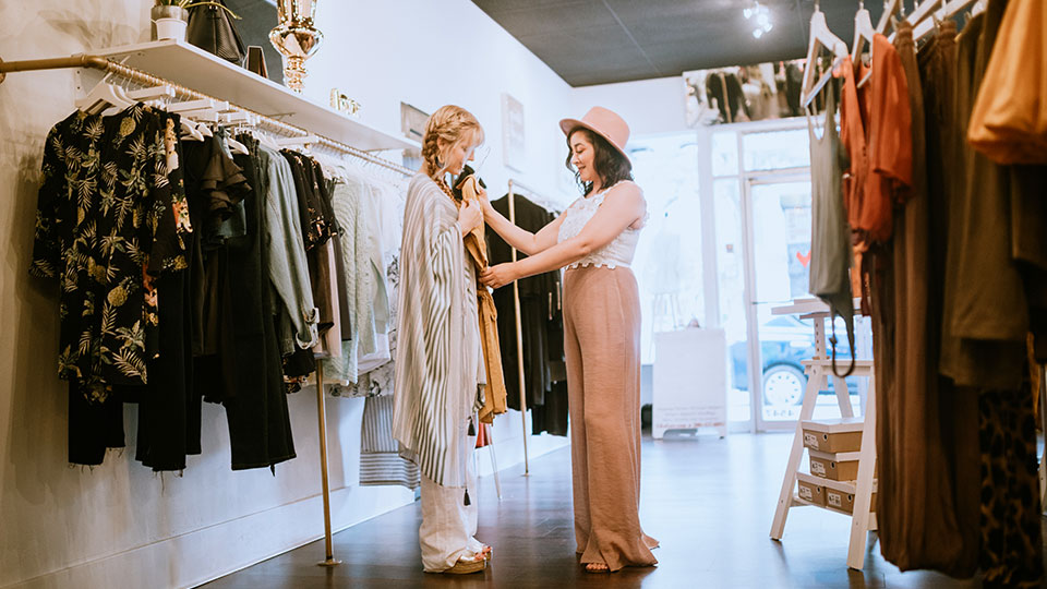 A guide to women's fashion boutiques in Camberwell shopping precinct