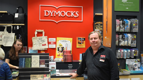 Meet Henk Kelly-Kobes of Dymocks Booksellers in Camberwell