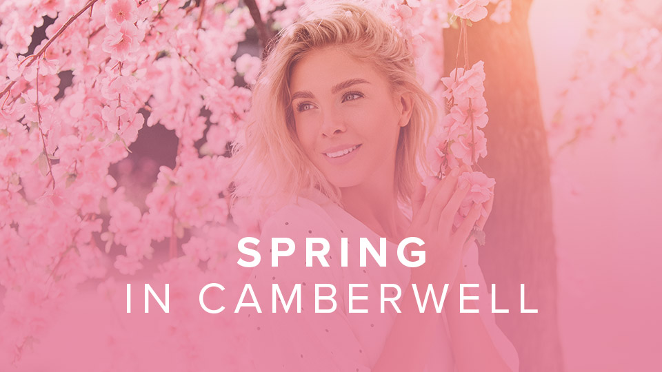 Celebrate spring 2021 in Camberwell Junction