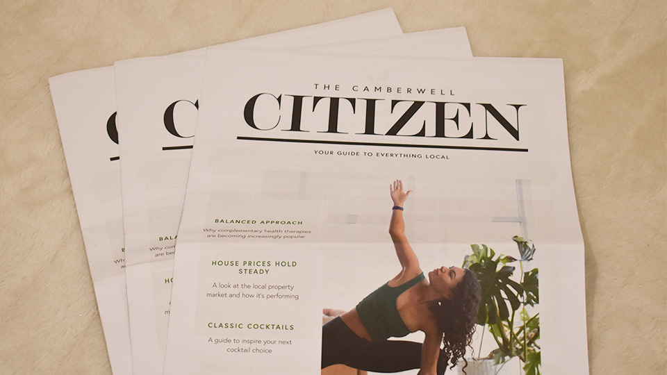 The Camberwell Citizen issue 8