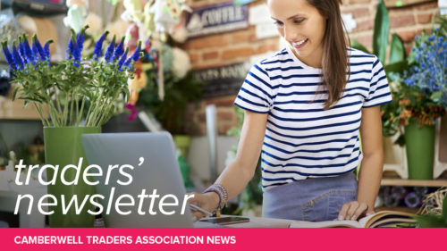 Q3 2020 Camberwell traders' newsletter available online