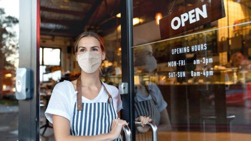 Mondo Connex - Helping restaurants and cafes get Covid-ready
