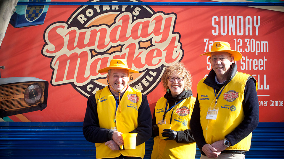 Camberwell Rotary Sunday Market_ supplied by Zill and Brook PR