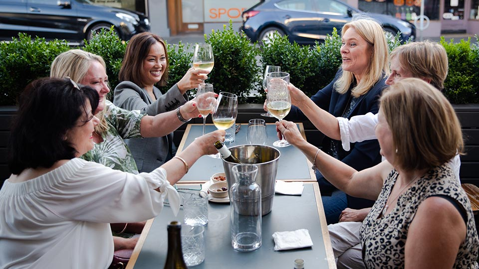 Guide to summer drinking and dining in Camberwell precinct
