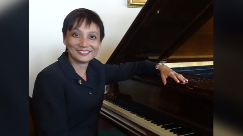Meet Dr Yvonne Ho of Charteris Music School in Camberwell