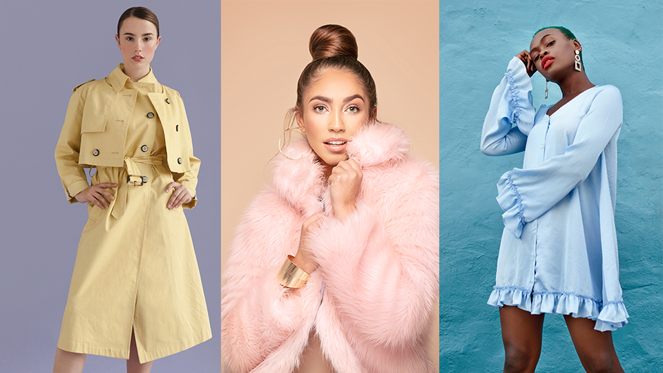 5 colours that will be on trend for autumn/winter 2021