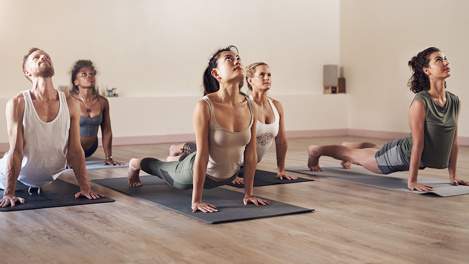These are Camberwell's best yoga and Pilates studios